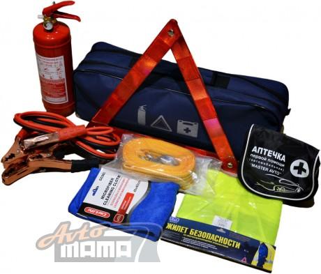 AVTM Автомобильный набор техпомощи AVTM (синий) - Картинка 1