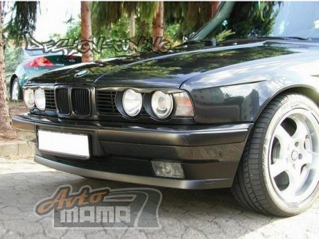 """Spirit Реснички на фары BMW 5 E34 """"С вырезами"""" - Картинка 1"""