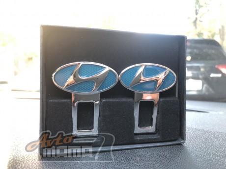 JTEC Заглушки для  ремня безопасности Hyundai  - Картинка 1
