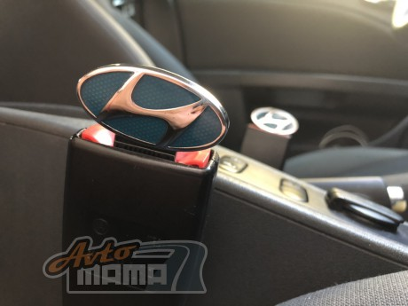 JTEC Заглушки для  ремня безопасности Hyundai  - Картинка 2