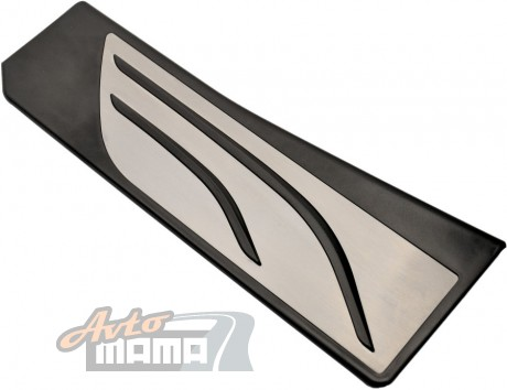 AVTM Накладка на зону отдыха левой ноги BMW 5(F10)/6(F13) M-Performance - Картинка 1