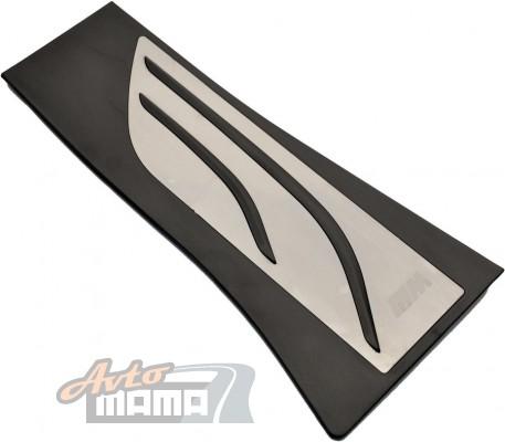 AVTM Накладка на зону отдыха левой ноги BMW X5(F15)/X6(F16) M-Performance - Картинка 1