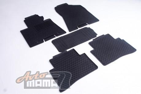 AVTM Коврики в салон  Hyundai Tucson 2015- черные комплект  5шт - Картинка 1