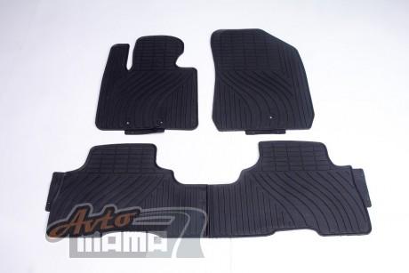 AVTM Коврики в салон  Kia Sorento 2012-2015 черные комплект  4шт - Картинка 1