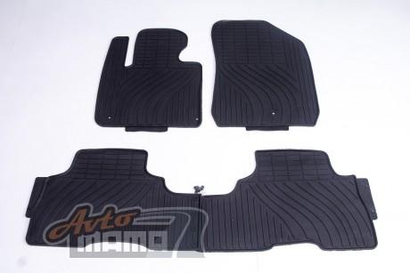 AVTM Коврики в салон  Kia Sorento 2015- черные комплект  4шт - Картинка 1