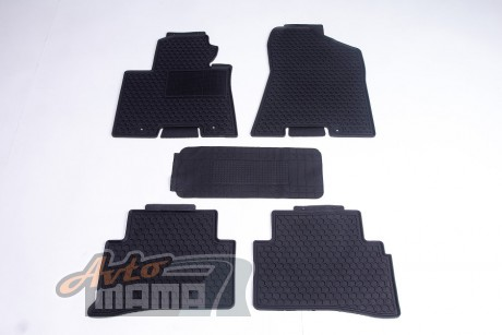 AVTM Коврики в салон  Kia Sportage 2015- черные комплект  5шт - Картинка 1
