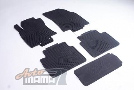 AVTM Коврики в салон  Nissan X-Trail 2014- черные комплект  4шт - Картинка 1