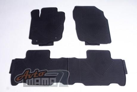 AVTM Коврики в салон  Toyota Rav4 2013-2019 черные комплект  4шт - Картинка 1