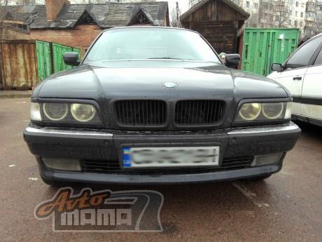 """Spirit Реснички на фары BMW 7 E38 """"Длинные"""" - Картинка 1"""