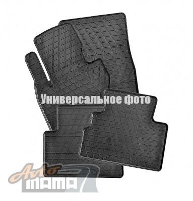 Stingray Коврики в салон резиновые Ford Focus 11- (4 шт) - Картинка 1
