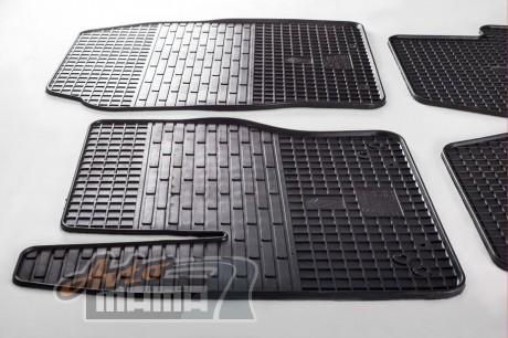 Stingray Коврики в салон резиновые Ford Focus 11-/ C-Max 11- (2 шт) - Картинка 1