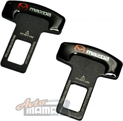 JTEC Заглушки ремня безопасности Mazda  - Картинка 1